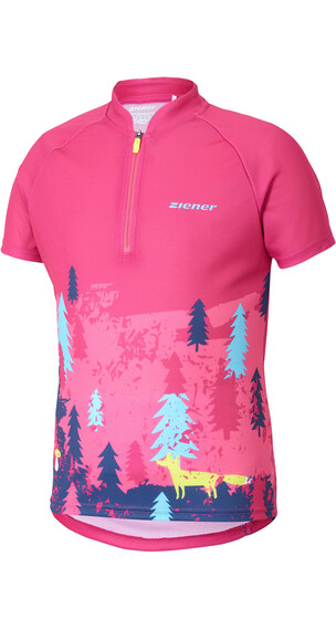 Ziener Ciri Tricot Juniors pink blossom